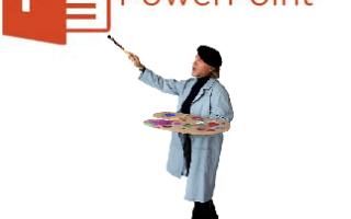 Как сменить фон в powerpoint