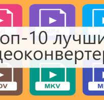 Бесплатный видеоконвертор на русском