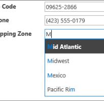 Access автоматическое заполнение полей