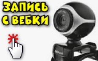 Видео с вебкамер