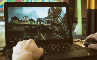Переустановка драйвера видеокарты nvidia