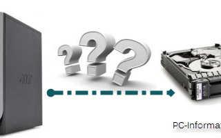 Как узнать интерфейс жесткого диска