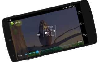 Какой видеоплеер лучше для андроид планшета