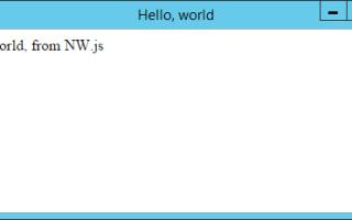 Как написать приложение на javascript