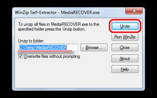 Восстановление флешки datatraveler