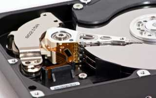 Операционная система не видит жесткий диск