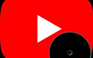 Почему прерывается видео на ютубе