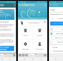 Скачать чистку для андроид на русском бесплатно