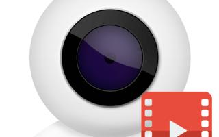 Как снимать видео через вебку