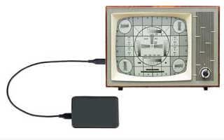 Телевизор не видит внешний жесткий диск