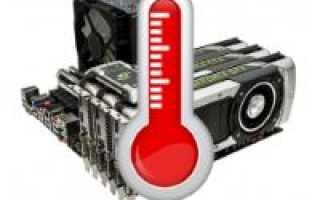 Прога для отслеживания температуры видеокарты