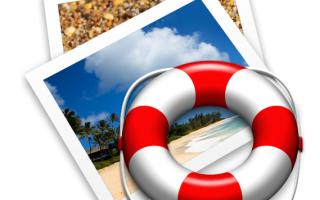 Программа для восстановления фотографий с жестких дисков